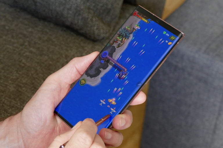 11 Galaxy Note 20 Ultra S Pen Game
