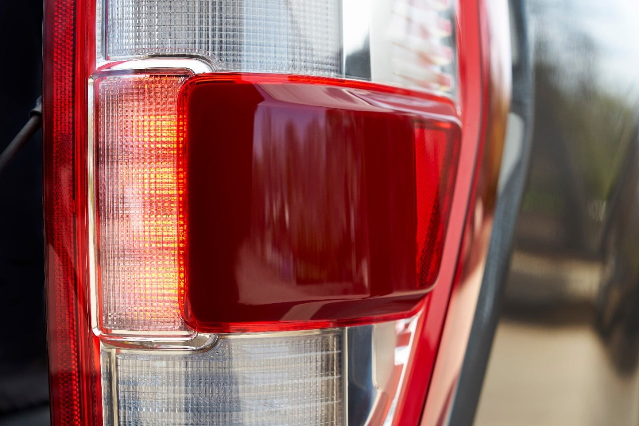 Ford F-150 Onboard Scales Smart Tail Lamps