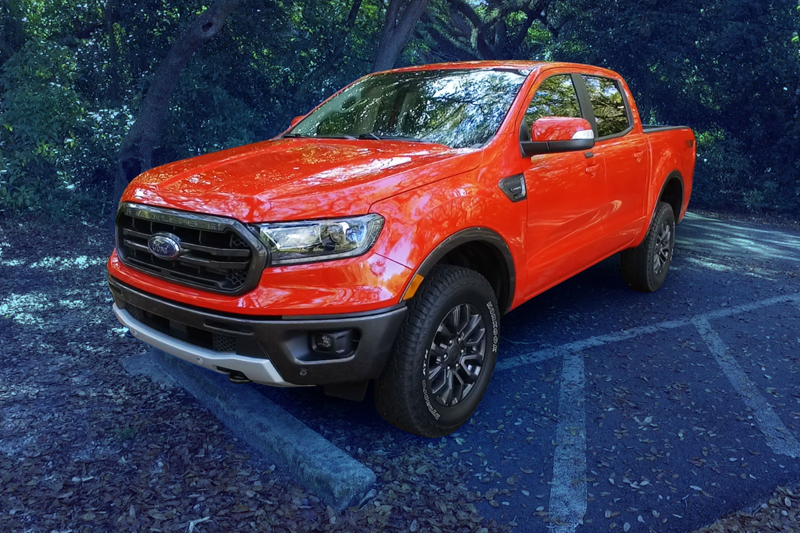 Ford Ranger Feat2x