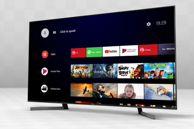 Sony Android Tv Home Screen 2